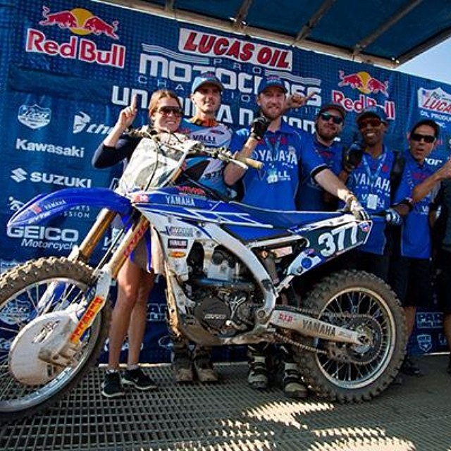 Overall Win at Unadilla